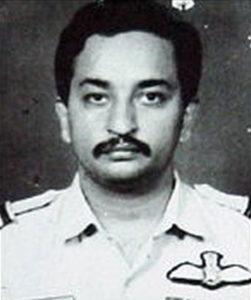 Sqn Ldr Ajay Ahuja, VrC (P)