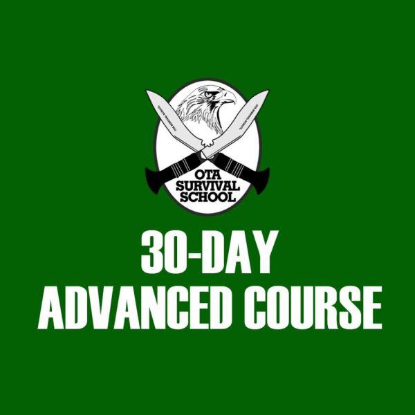 30-day Advanced Course
