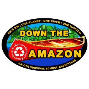 Down the Amazon