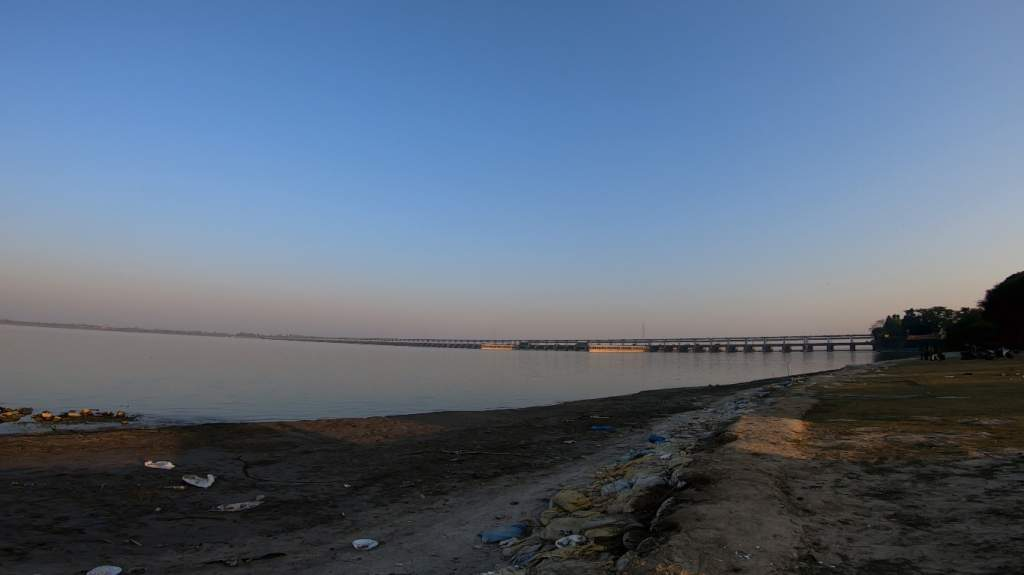 The Farakka Barrage