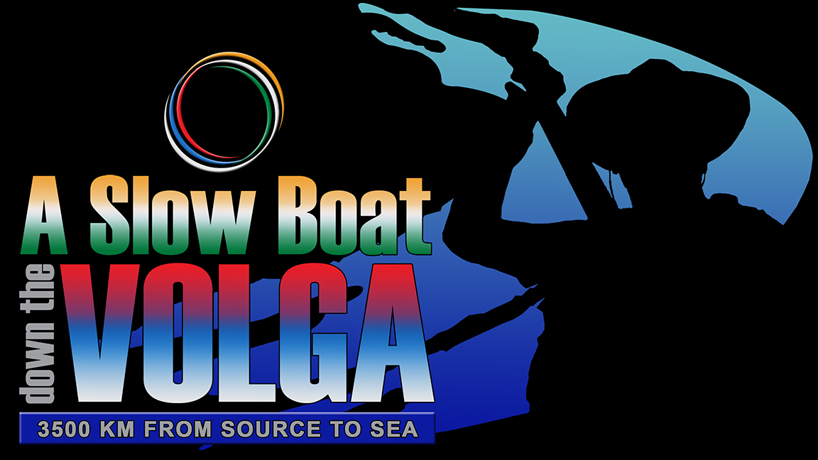 A Slow Boat Down the Volga