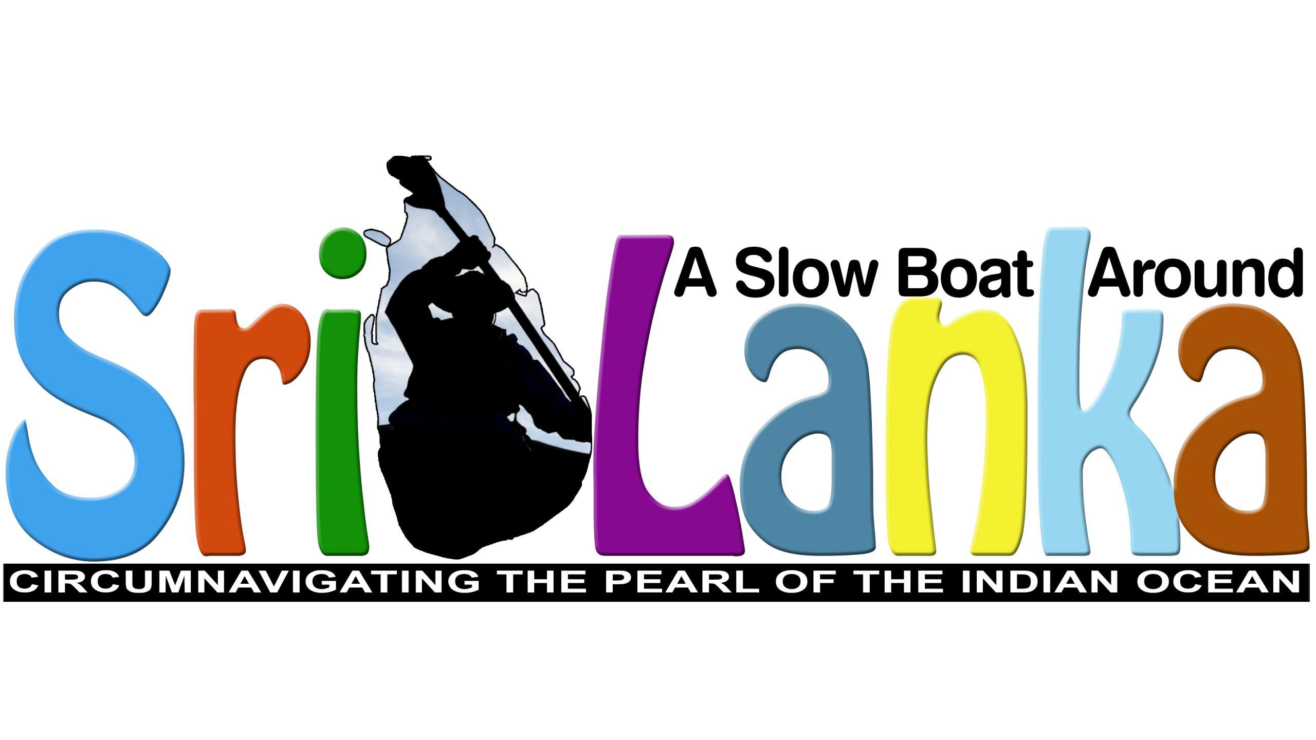 A Slow Boat Around Sri Lanka
