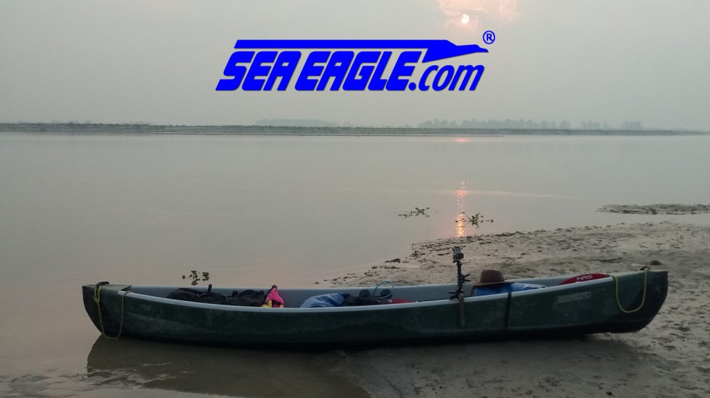 Sea Eagle Travel Canoe